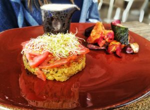 comer vegano en marbella - manuka