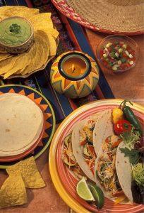 tortillas fajitas veganas