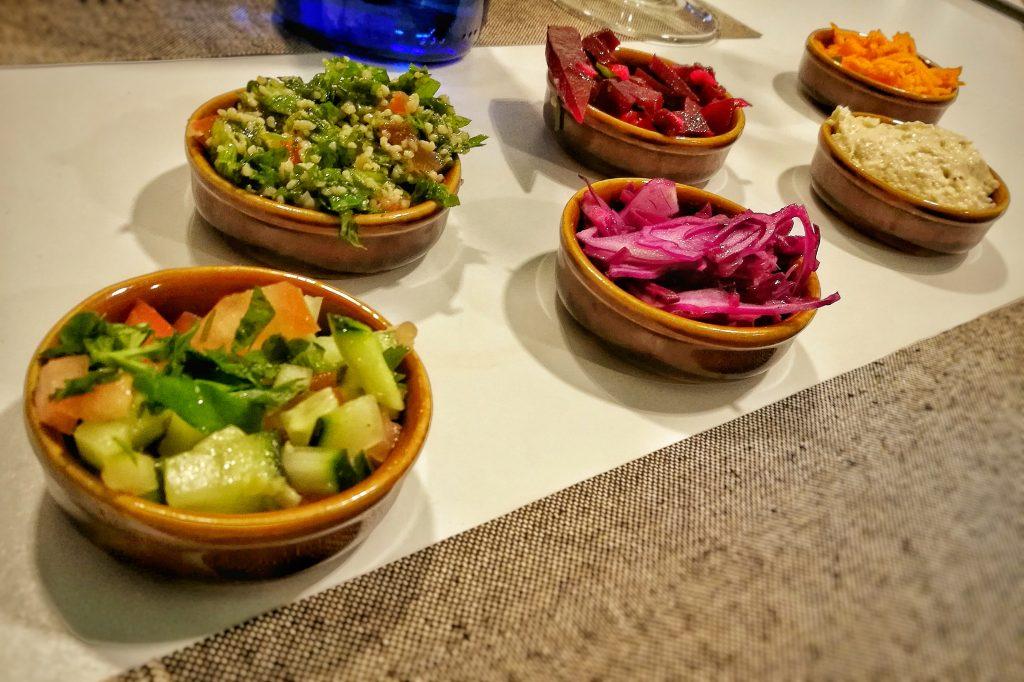 La Casa del Hummus - restaurante vegetariano en Marbella centro