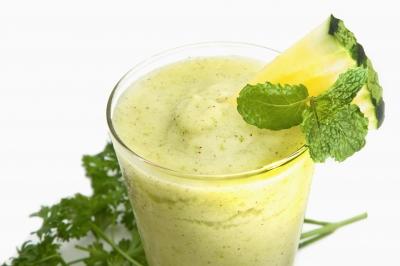 komkommer peterselie smoothie