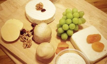 Kaas gemaakt van noten – de nieuwste trend in New York