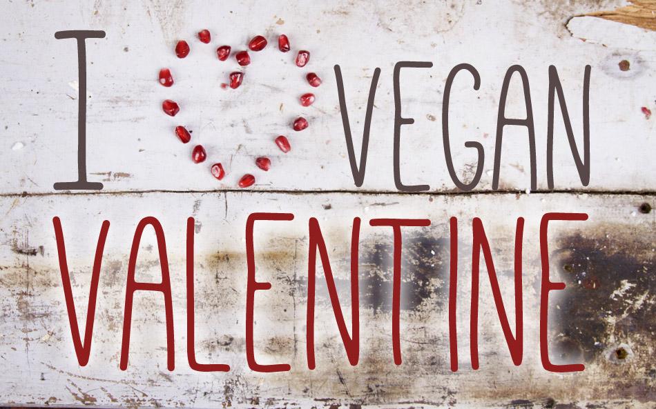 Vegan Valentijnsmenu