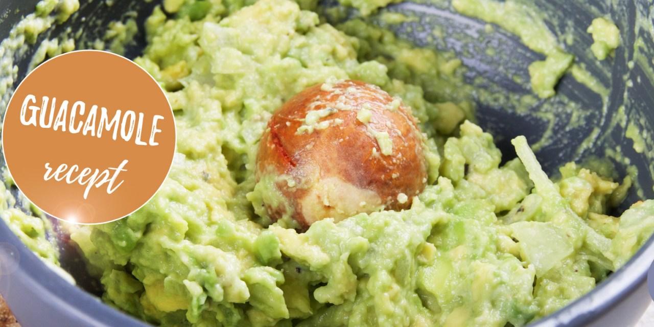 Zelf guacamole maken – vegan recept