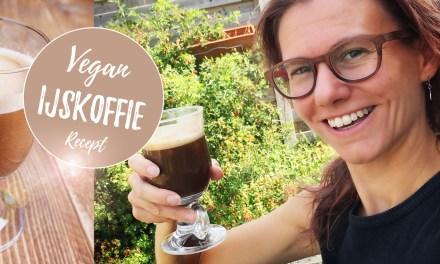 IJskoffie maken – vegan en suikervrij recept