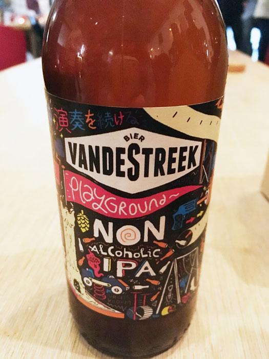 bier Vandestreek - IPA non alcoholic