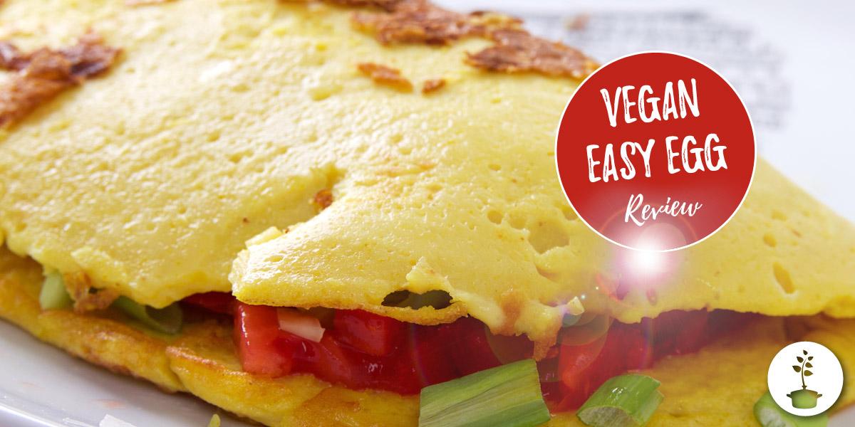 Vegan easy egg van Orgran review