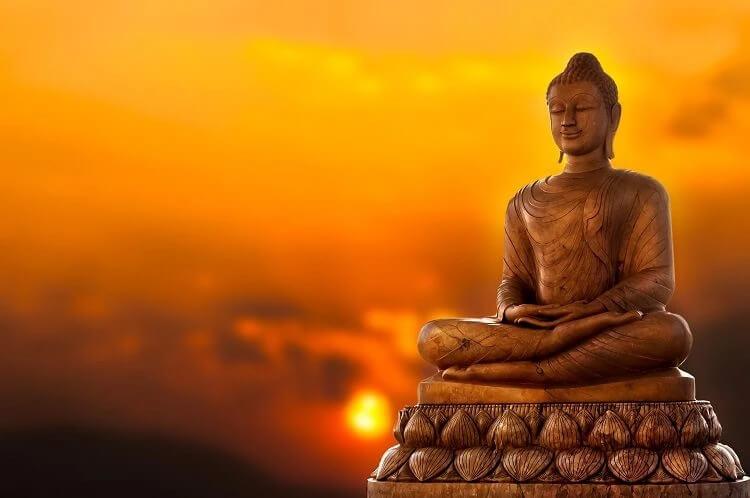 A História do Veganismo - Buda - Veganizadores