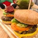 Hambúrguer Vegano de Shitake e Shimeji - Receita Veganizadores