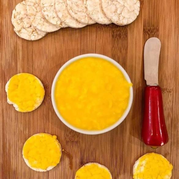 Manteiga / Margarina - Receita Veganizadores