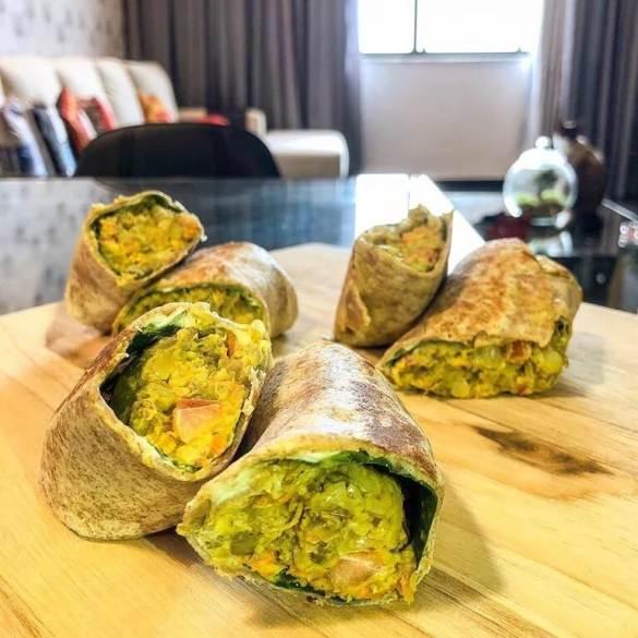 Salpicão de Lentilhas Vegano - Receita Veganizadores