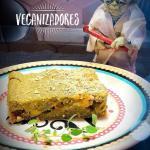 Torta Alien Vegana de Liquidificador - Receita Veganizadores