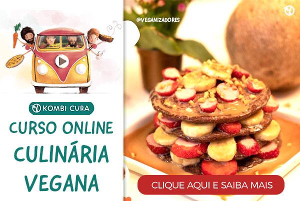 Curso Online Culinária Vegana Kombi Cura