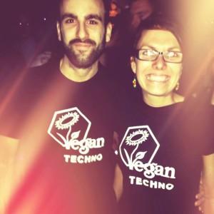 t47 vegan techno dj