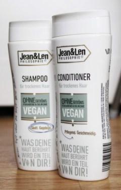 jean & len vegán sampon