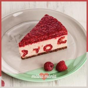 nyers vegan malna torta