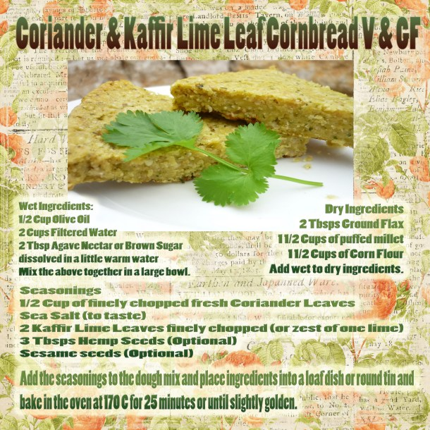 coriander and kaffir cornbread copy