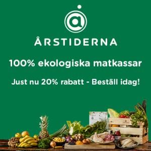 vegansk matkasse på veganfoodie.se
