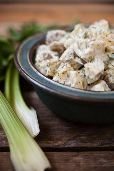 low fett Kartoffelsalat rezept