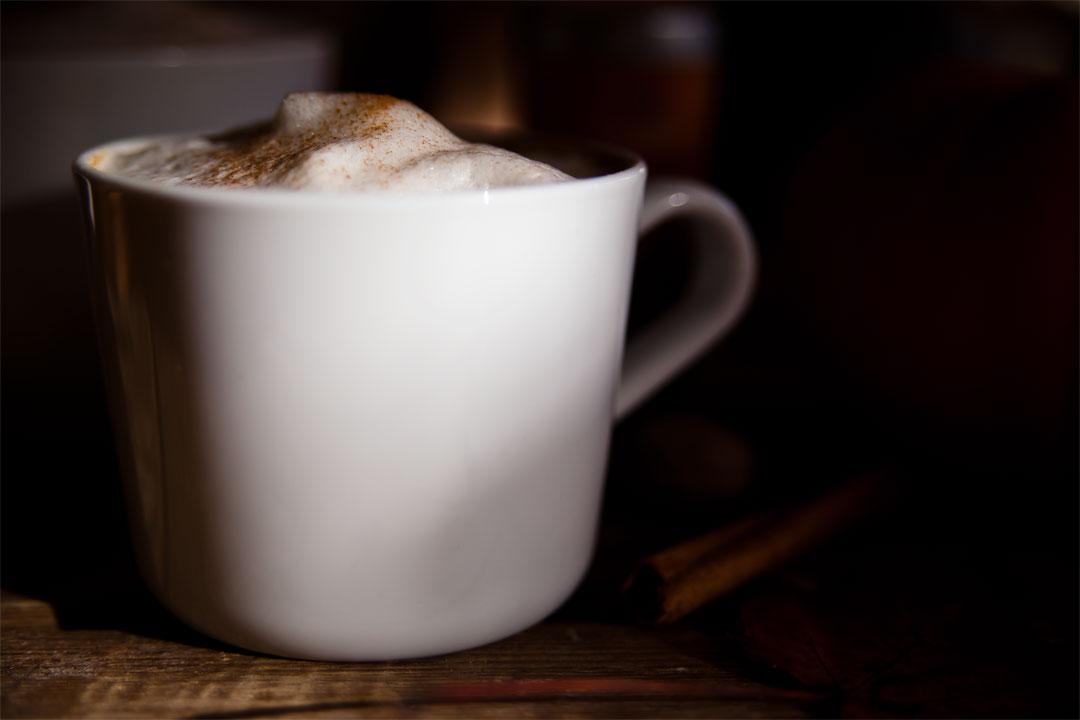 vegane pumpkin spice latte rezept