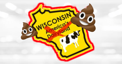 Wisconsin dairy farms closing