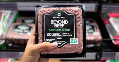 beyond meat vegan news