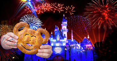 Disneyland joins Disneyworld with a new vegan menu