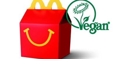 McDonald's gets vegan happy meals in the UK