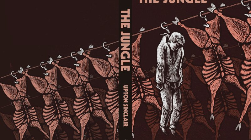 "Trump has essentially dissolved USDA slaughter house inspections, Upton Sinclair's ""The Jungle"" has returned"