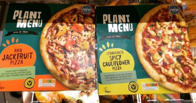Aldi Launched Multiple New Vegan Options For Veganaury 2020