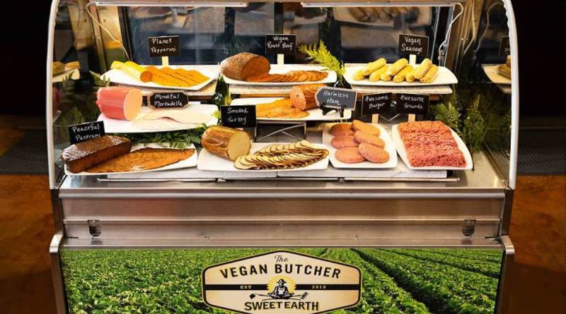 "Nestlé Launches Sweet Earth ""The Vegan Butcher"" Meats Despite Herbivorous Butcher Lawsuit. Nestlé seems too confindent in using the term."