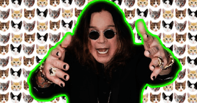 Ozzy Osbourne is speaking out about declawing cats in a new PETA ad.