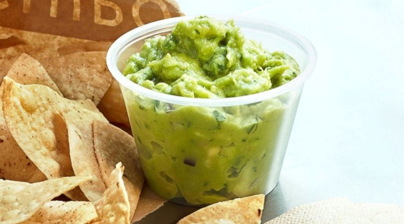 Chipotle is giving away free guacamole! Finally! No more guac tax for good?