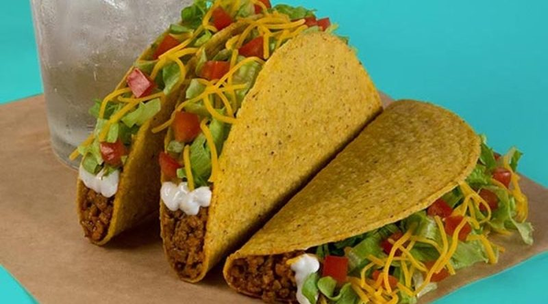 Taco Bell is brining plant-based vegan meat to their menu in the U.S. They aren't sure if they will go with Beyond Meat or Impossible Foods meat yet.