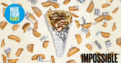 Impossible Foods has announced its latest national restaurant partner: The Halal Shack. With 8 locations in New York, California, and Texas and 25 more locations in development nationally.