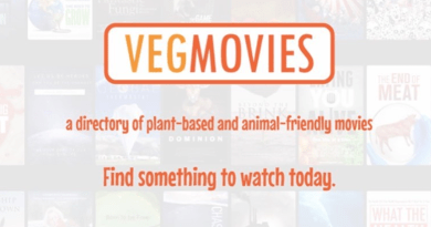 VegMovies a new vegan website being called the vegan Netflix is here to help connect people with vegan and animal rights themed content.
