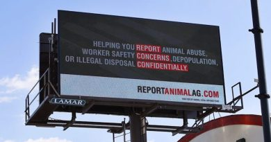 Joaquin Phoenix and Animal Legal Defense Fund are working together to allow slaughterhouse workers to anonymously report animal ag abuses.