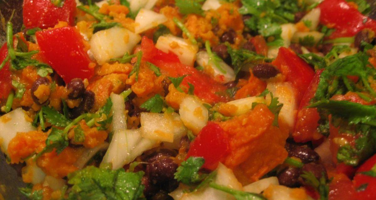 Sweet Potato Salsa