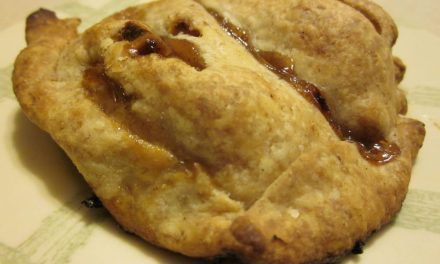 Apples To-Go: Vegan Apple Hand Pies