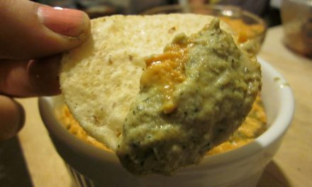 Vegan Chard & Artichoke Dip