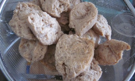 How To Use Dried Textured Vegetable Protein (TVP)