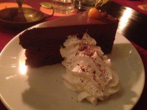 Vegan German Brewery Chocolate Cake