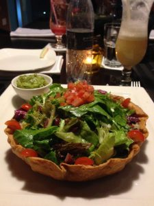 Cactus Cantina Dubai Taco Salad | Vegan Nom Noms