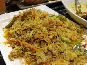 Al Shorafaa Dubai Rice | Vegan Nom Noms