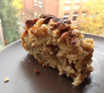 Jewish Apple Cake | Vegan Nom Noms