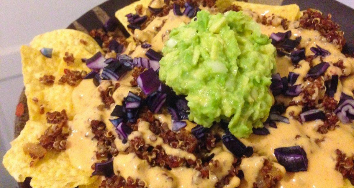 Red Quinoa Taco Meat (Gluten-free)