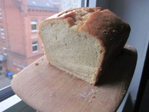 Veganomicon Lemon Pound Cake | Vegan Nom Noms