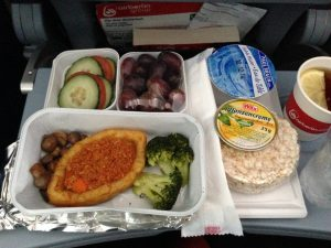 Air Berlin Vegan Meal | Vegan Nom Noms