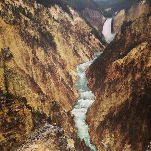 Canyon Yellowstone   Vegan Nom Noms