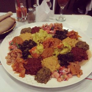 Rahel Vegan Ethiopian Los Angeles | Vegan Nom Noms