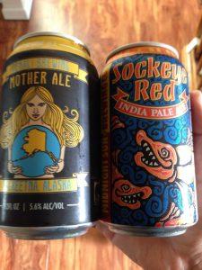 Alaskan Craft Beer | Vegan Nom Noms